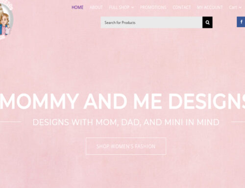 Mommy & Me Designs